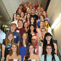 The 2014 Presidential Scholars + Staff